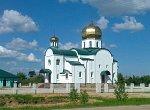 Оболь (Шумил. р-н), церковь св. Онуфрия, после 2000 г.