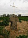 Одельск, каменный крест