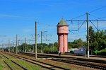 Олехновичи, железнодорожная станция: башня водонапорная, 1-я пол. XX в.?