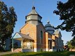 Ольгомель, церковь св. Марии Магдалины, 1994 г.?