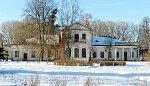 Ореховно (Ушачский р-н), усадьба:  усадебный дом, 1840 г…