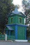 Ореховск, церковь: колокольня (дерев.)