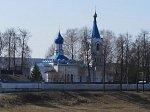 Орша, монастырь Успенский:  церковь св. Ильи, 1898 г.