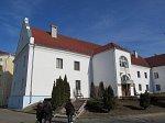 Орша, монастырь тринитариев: жилой корпус, 1714-17 гг.?