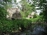 Осмолово (Новогр. р-н), водяная мельница (руины), XIX в.?