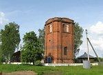 Останковичи, железнодорожная станция: башня водонапорная, нач. XX в.?
