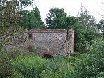 Папшичи, водяная мельница (руины), XIX в.?