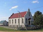 Парохонск, храм протестантский, после 1990 г.