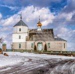 Пестуны, церковь св. Михаила Архангела, 2000-01 гг.