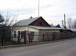 Петришки, железнодорожная служебная постройка, кон. XIX-нач. XX вв.