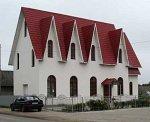 Плещеницы, храм протестантский, после 1990 г.