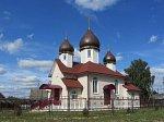 Плоскинь, церковь, после 1990 г.