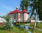 Полесье (Чечер. р-н), церковь св. Николая, 2011 г.