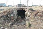 Полочаны, костел: склеп-усыпальница Дедерко (руины), XIX в.