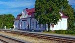 Полочаны, железнодорожная станция, 1-я пол. XX в.