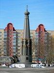 Полоцк, памятник героям войны 1812 года, 2010 г.