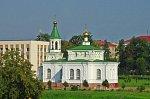 Полоцк, церковь Покровская, после 1990 г.
