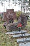 Поповцы, памятник русским солдатам 1-й мировой войны, после 1990 г.