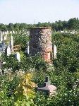 Порозово, кладбище христианское: часовня-надмогилье, XIX в.
