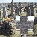 Порозово, кладбище христианское: могила ветерана 1863 г. Казимира Шалкевича