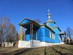Прусино, церковь Казанской иконы Богоматери, 1862-64 гг.