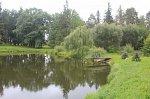 Рацево, усадьба: парк, 2-я пол. XIX в.