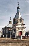 Радивонишки, церковь Успенская, 1865-69 гг.