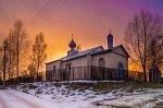 Речки (Вилей. р-н), церковь Св. Духа, XIX в.
