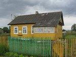 Рудка (Пинский р-н), дом Евгении Янищиц (дерев.), 1-я пол. XX в.?