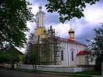 Ружаны, монастырь базилиан:   церковь св. Петра и Павла, 1762-78 гг.