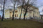 Щучин, усадьба: дворец, кон. XIX в.