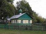 Селец (Брагин. р-н), церковь Спасо-Преображенская (дерев.) /в приспособл. здании/, не позднее 1910 г.