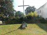 Семежево, мемориальный крест участникам Слуцкого восстания 1920 г.