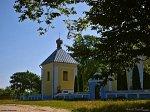 Шебрин, церковь: колокольня, XIX в.?
