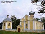 Шебрин, церковь Рождества Богородицы, 1793-98 гг.