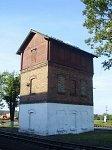 Шумилино, железнодорожная станция: водонапорная башня (?), кон. XIX-1-я пол. XX вв.?