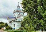 Славгород, церковь Рождества Богородицы, 1791-93 гг.