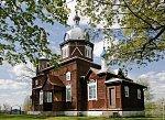 Слободка (Столбц. р-н), церковь св. Георгия (дерев.), 1880 г.?