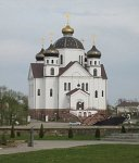 Сморгонь, церковь Спасо-Преображенская, после 1989 г.