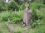 Сопоцкин, кладбище католическое:  могилы польских солдат 1919 г.