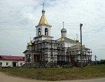 Спорово, церковь св. Онуфрия Великого, 2013 г.