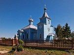 Стахово, церковь Покровская (дерев.), 1857 г.?