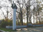 Станьково, могила Марата Казея