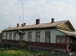 Стар. Дороги (город), железнодорожная станция: казарма, кон. XIX-нач. XX вв.
