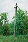 Стар. Руда, мемориальный крест участникам восстания 1863–64 гг., 1920-е гг.