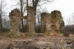 Сула, усадьба: бровар (руины), XIX в.