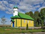 Суринка, церковь св. Ильи (дерев.), 1863 г.