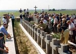 Сурконты, захоронение солдат Армии Крайовой, 1944 г.
