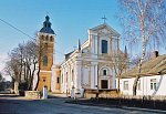 Свирь, костел св. Николая, 1649-53, 1903-09 гг.