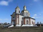 Свислочь (Осипов. р-н), церковь св. Николая, после 1990 г.